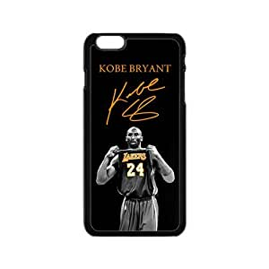 Kobe Bryant Design Plastic Case Cover For Iphone 6