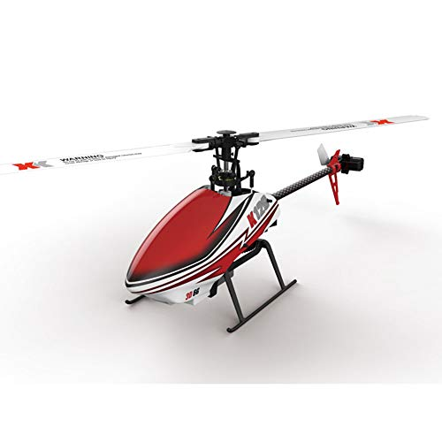 - ALXDR Remote Control Helicopter 2.4G 6CH RC Simulation Aerobatic Drone, Indoor Outdoor Aircraft