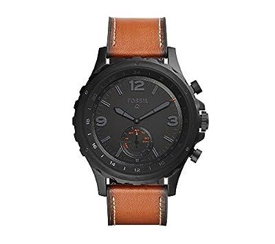 Fossil Q 50mm Nate Hybrid Smartwatch