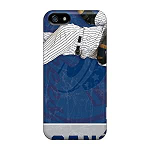 Anti-scratch And Shatterproof New York Yankees Phone Case For Iphone 5/5s/ High Quality Tpu Case