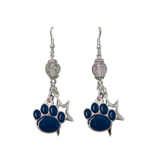 Penn State Nittiny Lions Glow Earrings