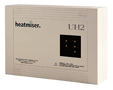 41 bMZmctIL._SX450_ heatmiser uh2 4 zone wiring centre amazon co uk kitchen & home