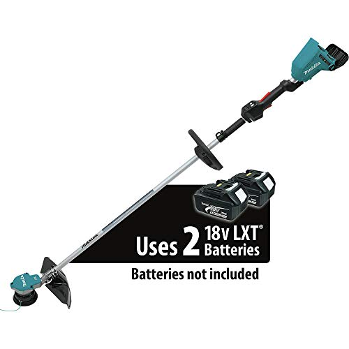 Makita XRU09Z 18V X2 (36V) LXT Lithium-Ion Brushless Cordless String Trimmer, Tool Only