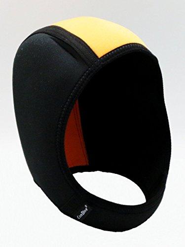 CamDive® Neoprene Skull cap(3mm) suitable for Dive surf kayak rafting canoe snorkel swimming