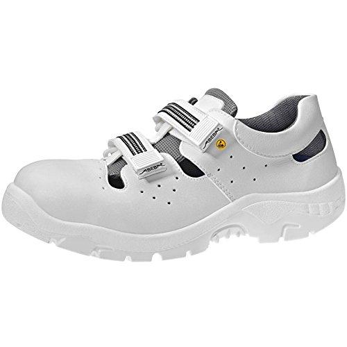 Abeba 2616 - 36 Anatom Chaussures De Sécurité Sandale, Blanc, 2616-50