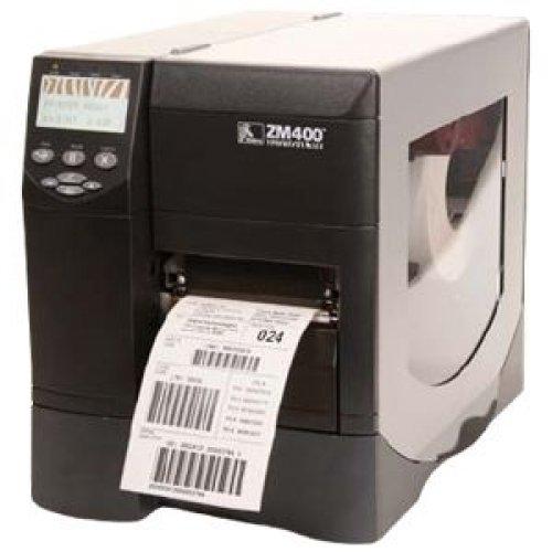 ZEBRA TECHNOLOGIES ZM400 DT/TT 203DPI 4.09IN 10IPS / ZM400-2001-0000T - Zebra 0000t