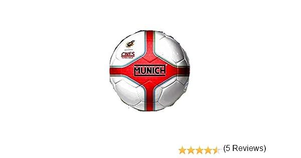 Munich Balón de Fútbol Sala RFEF Blanco: Amazon.es: Deportes y ...