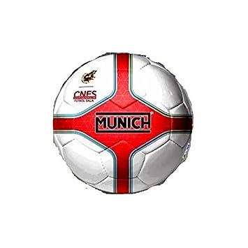 Munich Balón de Fútbol Sala RFEF Blanco  Amazon.es  Deportes y aire libre bfed4fb734256
