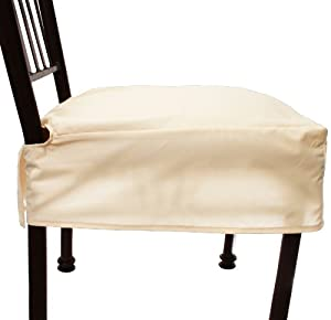 Amazon.  ViveVita Everyday Elegance Dining Chair Cover, Simply