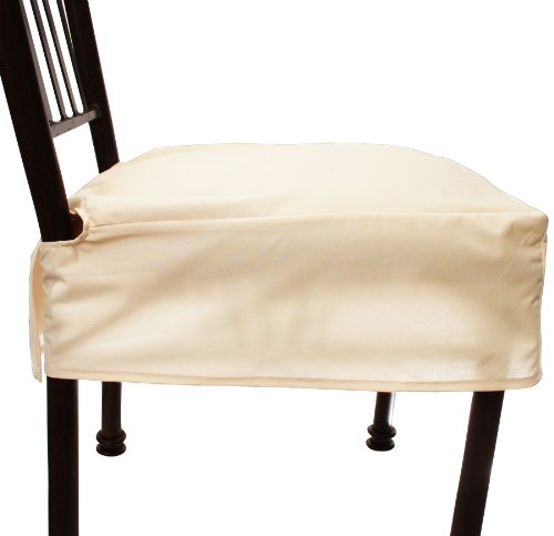 Amazon.com: ViveVita Everyday Elegance Dining Chair Cover, Simply ...