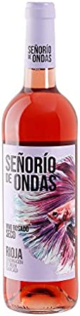 SEÑORIO DE ONDAS vino rosado DO Rioja botella 75 cl