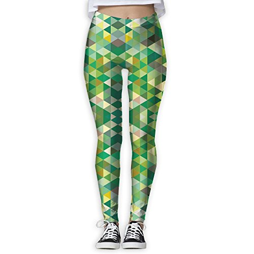 Christmas Backgrounds Jpg - YUAN Forest, Abstraction, Geometry, Background, Triangle, Design.jpg Women Health Fitness Power Flex Yoga Pants Leggings Christmas Gifts