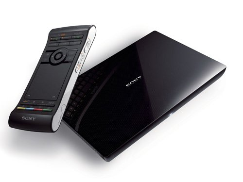Sony NSZ-GS7 Internet Player with Google TV (2012 - Tv Sony Google Player