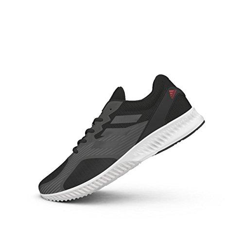adidas Sonic Bounce m - Zapatillas de deporte para Hombre, Negro - (NEGBAS/NOCMÉT/ROJBAS) 47 1/3