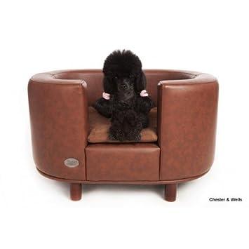 Amazon.com: Chester and Wells Hampton Dog Beds, Medium ...