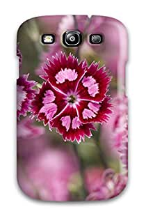Tammy Song NbLDHJy3804AhbMo Case Cover Galaxy S3 Protective Case Cranberry Ice Dianthus