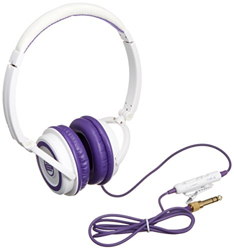 Reloop / Reloop RHP-5 (RHP5) Purple Milk DJ Headphones (japan import) by Reloop