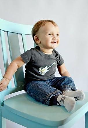 Baby Emporio Leotardos para beb/é ni/ño 6-12 meses Suelas antideslizantes Efecto zapatillas Algod/ón suave