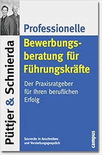 Professionelle Bewerbungsberatung Für Führungskräfte Der