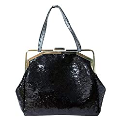 Sparkling Sequin Handbags Cum Clutch Purse
