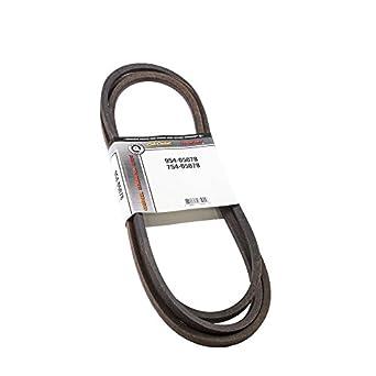 MTD 954-05078 V-Belt B Sec x 143 5 LG R