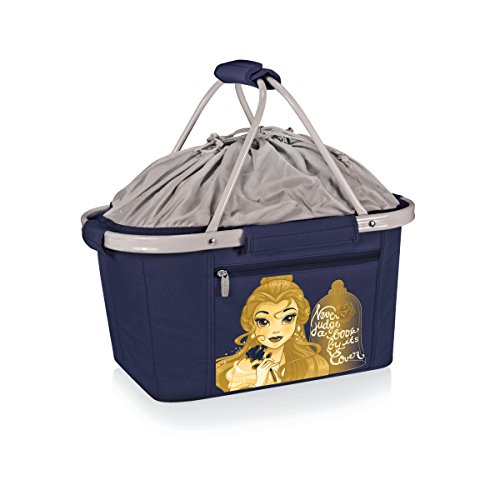 Disney Princess Beauty and The Beast Metro Basket Collapsible Cooler