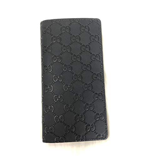 Gucci - Guccissima Leather Brazza Wallet HandMade by - DesignerBomb…