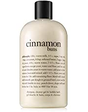 Philosophy Cinnamon Buns Shampoo, Shower Gel and Bubble Bath, 480ml