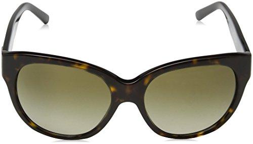 DKNY DY4113 301613, Lunettes de Soleil Femme, Marron (Dark Tortoise 301613), Taille Unique (Taille Fabricant: Taille Unique)
