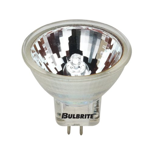 Bulbrite FTB 20-Watt 12-Volt Halogen MR11 Bi-Pin, (Ftb 20w 12v Mr11 Spot)