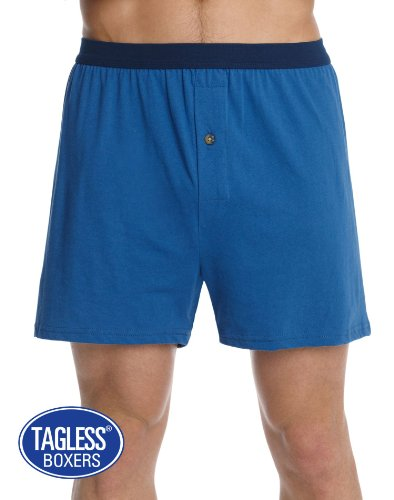 Comfort Solid Knit Boxer - 6
