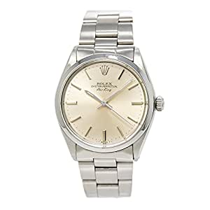 Rolex Air-King automatic-self-wind mens Watch 5500 (Certified Pre-owned)