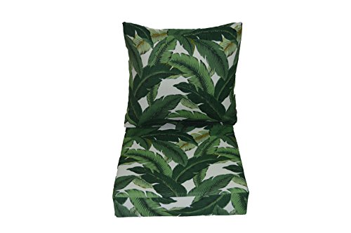 Tommy Bahama Swaying Palms - Aloe - Green Tropical Palm L...
