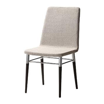 Ikea preben - Silla Marrón Negro Teno Gris Claro: Amazon.es: Hogar