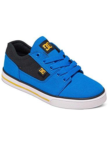 DC Shoes Tonik Tx B, Zapatillas Niños Blue/Black/Grey