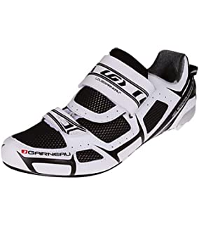 Louis Garneau Mens Tri-Lite Triathlon Cycling Shoes