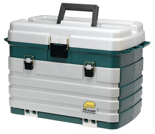 Plano 4-Drawer Tackle Box by Plano -