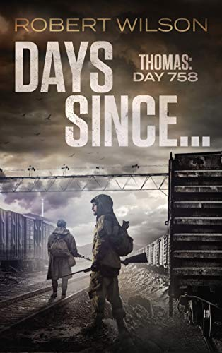 Days Since... Thomas: Day 758 Cover