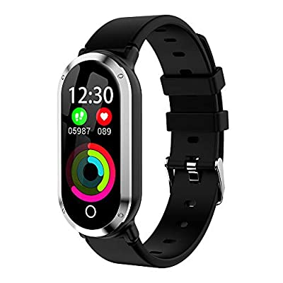 Smart Watch with Heart Rate Monitor IP67 Waterproof Fitness Tracker with Blood Pressure Sleep Monitor Activity Tracker Wristband Watch for Kids, Women and Men