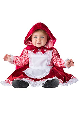 Fun World Kids' Toddler Lil' Red Riding Hood Small, S]()
