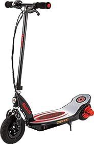Razor Power Core E100 Electric Scooter - Aluminum Deck - Red