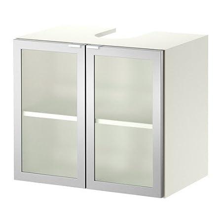 Ikea lillangen - Lavandino - Mobiletto 2 Ante w Bianco ...