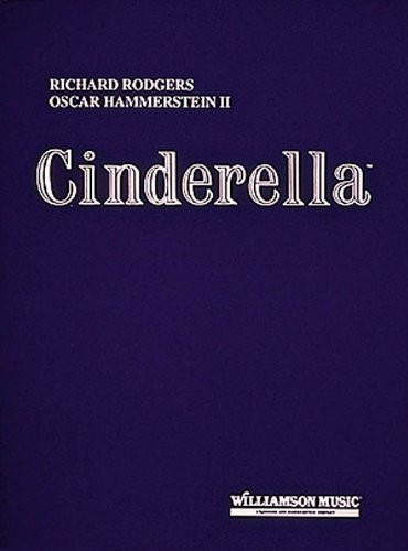 Cinderella (Vocal Score) by Hal Leonard