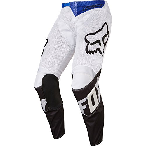 Fox Racing 2017 180 Race Airline Youth Boys Off-Road Motorcycle Pants - White / Size - Airline Pant
