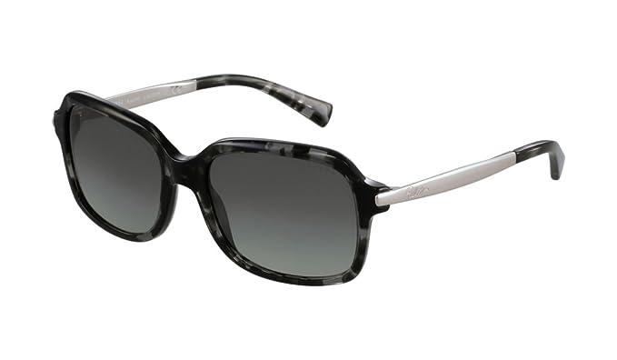 Ralph Womens RA5202 Sunglasses Grey Tortoise/Silver / Grey ...
