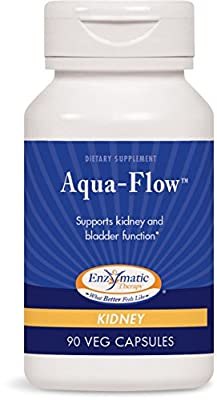 Enzymatic Therapy Aqua-Flow Capsules, 90 Count