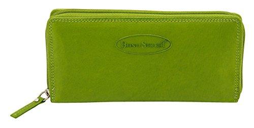 Bond Street Coin Purse, GREEN (Green) - ()