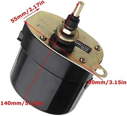 12V Wiper Motor,Car Windscreen Wiper Motor Fit For Willys Jeep Tractor 01287358 7731000001