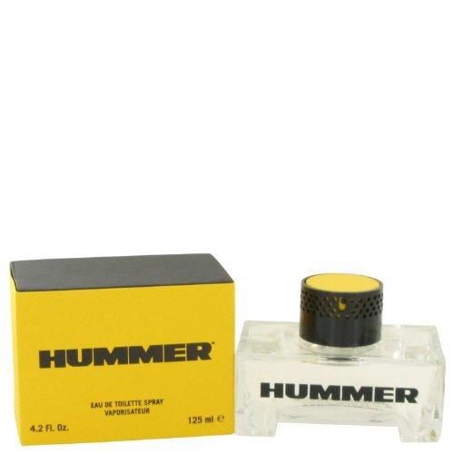 (Hummer Cologne for Men 4.2 oz Eau De Toilette Spray)