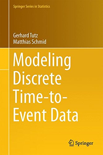 Modeling Discrete Time-to-Event Data (Springer Series in Statistics) [Tutz, Gerhard - Schmid, Matthias] (Tapa Dura)